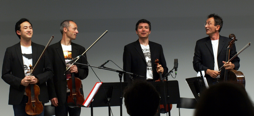 The Rolling_String_Quartet
